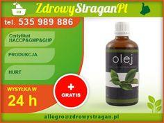 olej z DRZEWA HERBACIANEGO 100% tea tree HIT 100ml