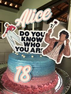 One Direction Birthday, One Direction Cakes, Harry Styles Birthday, Harry Birthday, Pretty Birthday Cakes, 18th Birthday Cake, Pretty Cakes, Cute Cakes, Harry Styles Clothes