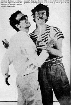 from Pelo N° 239 - 1985 Cyndi Lauper, Madonna, Punk, Ol Days, Good Ol, Rock And Roll, Posters, Mood, Wall