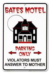Browse all of the Bates Motel photos, GIFs and videos. Find just what you're looking for on Photobucket Scary Movies, Horror Movies, Bates Motel Season 4, Norman Bates, Haunted Hotel, Halloween Signs, Halloween Party, About Time Movie, Alfred Hitchcock