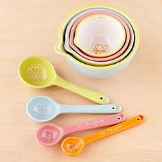 1000+ images about Measuring Cups & Spoons on Pinterest ...