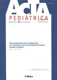 Recomendaciones para el diagnóstico y el tratamiento de la enfermedad de Gaucher durante la infancia / A. Baldellou, J. Dalmau, P. Sanjurjo: http://kmelot.biblioteca.udc.es/record=b1538705~S1*gag