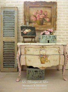 Decoracion vintage.