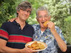 #GrandmasRule and they also make the best food. To prove it, Mo Rocca's rounding up the best family recipes on My Grandmother's Ravioli.