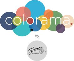 Colorama by Fiesta®   This is fun, but they don't have the cinnabar color. I guess because it's retired.