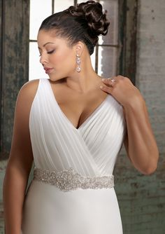 Plus Size Wedding Dresses - Tips For Choosing The Perfect One For You