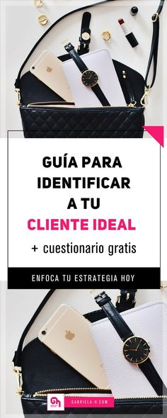 Como encontrar a tu cliente ideal gracias a este cuestionario gratuito  #emprender #emprendedoras #blogger #marketingdigital
