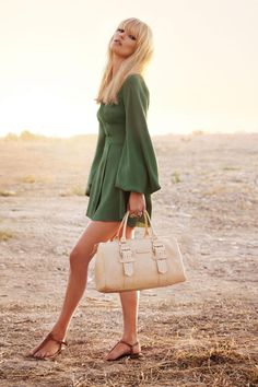 Kate Moss by Alasdair McLellan for Kate Moss for Longchamp Spring 2011 Campaign