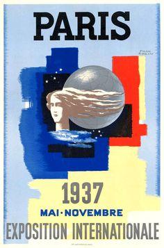 [France] - Paris 1937 Exposition Internationale
