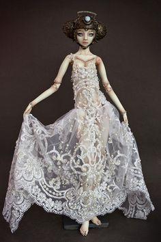 Enchanted Dolls Frankenstein's Bride