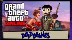 GTA V Online - Ás do volante! - Doidogames #66 (PC Gameplay)
