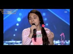 Laura Bretan - (Romanii au talent) - YouTube