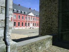 Abdij van Stavelot (België)