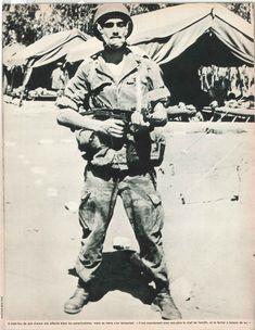 """Mordechai Rachamin, le """"James Bond israélien"""", qui a déjoué la tentative de détournement du Boing d'El AI par un commando palestinien à Zurich - Paris Match, 1er mars 1969"""