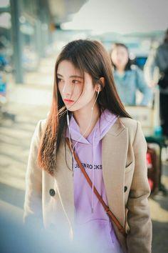 Cute Girls, Cool Girl, My Girl, Cute Korean Girl, China Girl, Chinese Actress, Beautiful Asian Girls, Ulzzang Girl, Stylish Girl