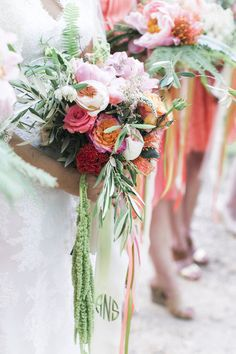 Colorful Tuckahoe Plantation Wedding by Stephanie Yonce