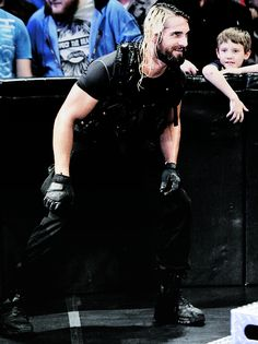 THIS is the Seth Rollins the wwe universe wants to see back, MAKE IT HAPPEN VINCE!!!!!