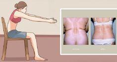 Elimine totalmente a gordura nas costas com este programa de exercícios de 90…