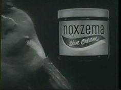"1965 Classic Commercial for ""Noxzema"" Skin cleanser"