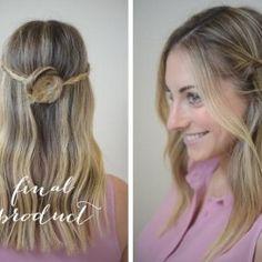 rose braided