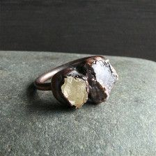 Mineral & Stone in Rings - Etsy Jewelry
