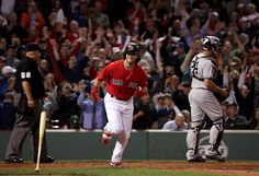 Andrew Benintendi's bases-loaded walk capped a two-run comeback against Aroldis Chapman. New York Yankees, Aroldis Chapman, Andrew Benintendi, Threes Game, Fenway Park, The Nines, Boston Red Sox, Biceps