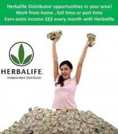 Our Herbal-Wellness #IndependentDistributors have changed their lives and the lives of others around the world through the Herbalife business opportunity. And you can too!