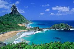 to go to Fernando de Noronha, Brasil Best Honeymoon Destinations, Dream Vacations, Vacation Spots, Dream Trips, Travel Destinations, Rio Grande, The Places Youll Go, Places To See, Visit Brazil