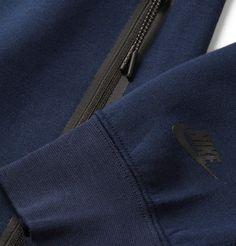 NikeWhite Label Cotton-Blend Jersey Sweatshirt