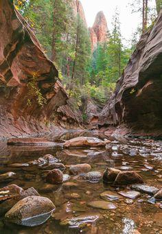 West Fork Trail Sedona Az [OC] [1415x2048]   landscape Nature Photos