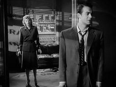 The Dark Corner (1946 ) Film Noir , Mark Stevens, Lucille Ball