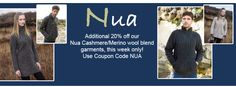 nuaoffer-fb Coupon Codes, Merino Wool, Wool Blend, Knitwear, Coding, Tricot, Knits, Tuto Tricot, Programming