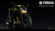 Yamaha Krakatoa