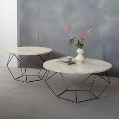 Origami Coffee Table - Large #westelm