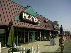 Martell's Tiki Bar In Point Pleasant