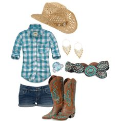 My cowgirl inspiration starts here!