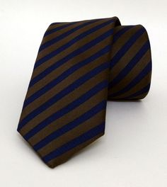 Dark Blue Mens Tie 6 cm (2,36 #handmadeatamazon #nazodesign