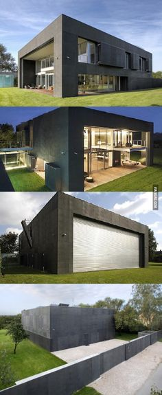 The ultimate zombie apocalypse house  Need this!!