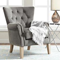 Aramore Fog Gray Couch With Loveseat And Chair With End