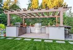 Designing a Luxury Outdoor Kitchen in Palo Alto