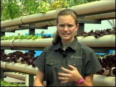 13-year old's successful aquaponics & aquaponics business - YouTube