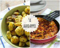 5x aardappel - Lekker en Simpel