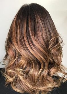 Tiger Eye Hair Color Ideas for 2017 | Haircuts, Hairstyles 2016 ...