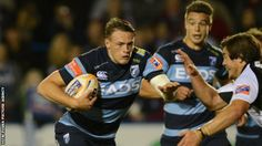 Cory Allen for Cardiff Blues