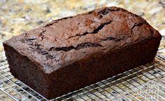 Ontzettend lekker: chocolade-courgettebrood. Dit moet je een keer proeven!