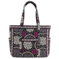 Get Carried Away Tote in Canterberry Magenta