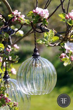 Garden Pool, Herb Garden, Garden Landscaping, Chandelier Lighting, Chandeliers, Laroque, Globe Pendant Light, Hereford, River Walk