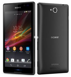 """Sony Xperia C """"Dual SIM"""" Android"""