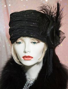And fashion on pinterest cloche hats 1920s and vintage inspired