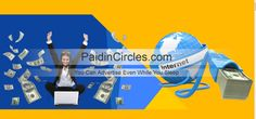 Paid In Circles Review: Is it Legit? Or just an another scam? Can you really make money with that product?  Is it worth your time and your money?